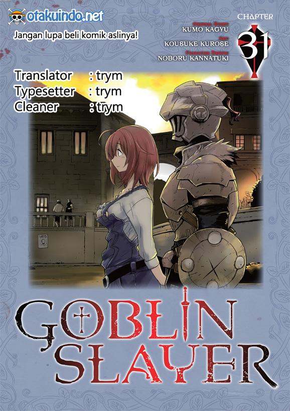 Goblin Slayer Chapter 31-1
