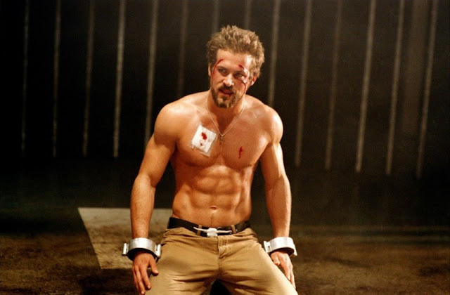 Ryan Reynolds Blade Workout Plan