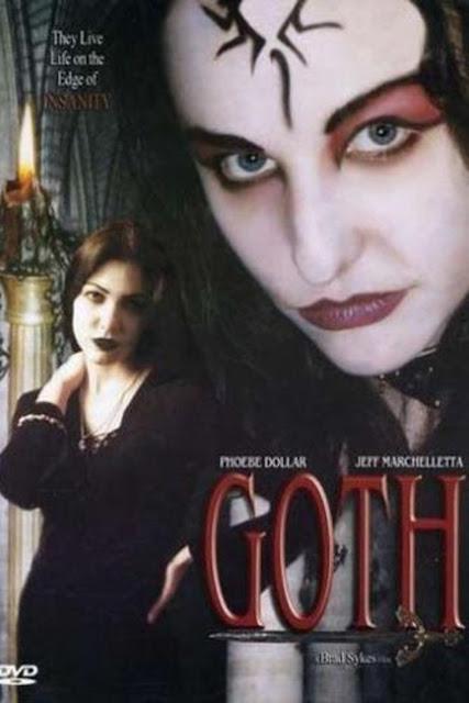 Poster película Goth
