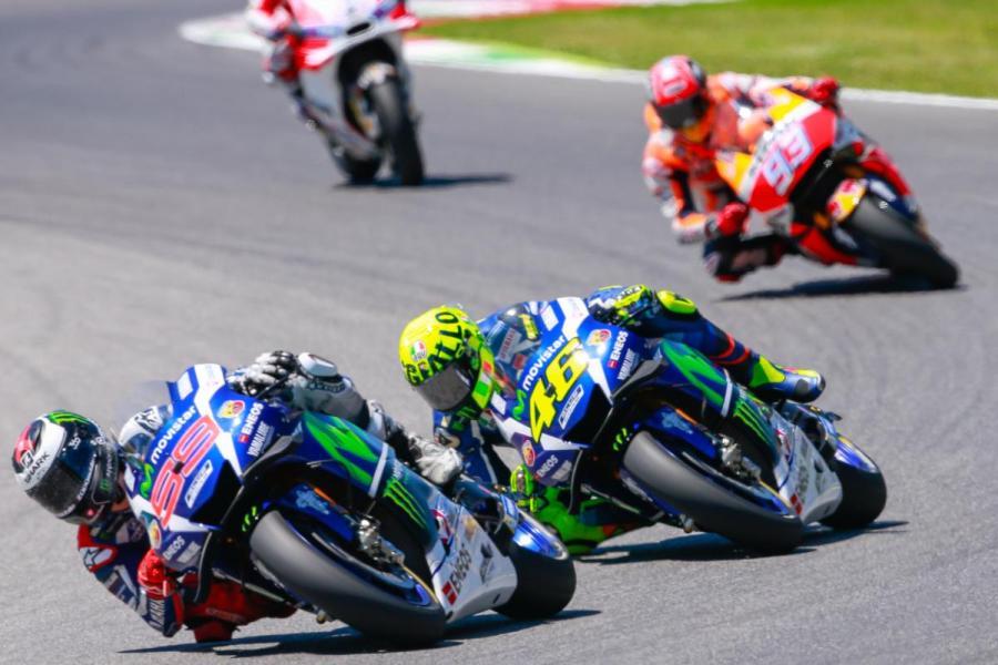 MotoGP 2016 Mugello Italia