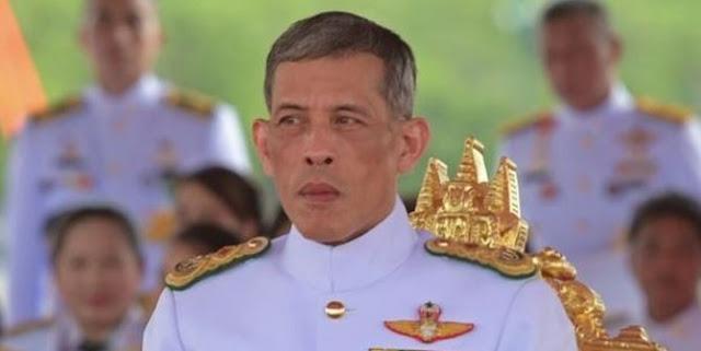 Penobatan Raja Thailand yang Baru Ditunda Setahun