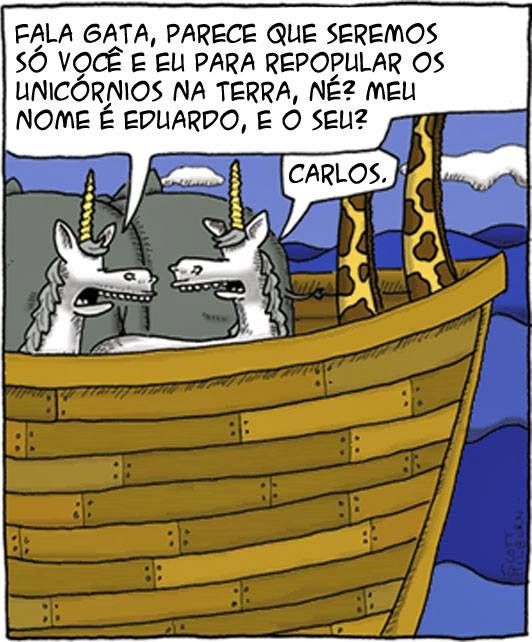 Resultado de imagem para unicórnios na arca