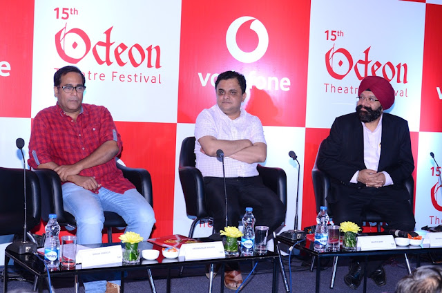 The 15th Vodafone Odeon Theatre Festival Kolkata
