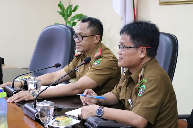Waspada Virus Corona di Indonesia, Pemprov Maluku Gelar Rakor