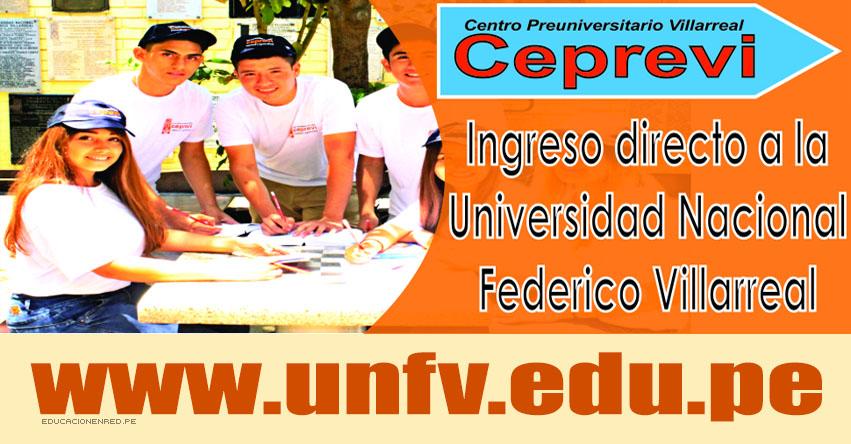 Resultados CEPREVI UNFV Tercer Examen 2018-A (5 Agosto) Lista de Aprobados - Centro Preuniversitario de la Universidad Nacional Federico Villarreal - www.unfv.edu.pe