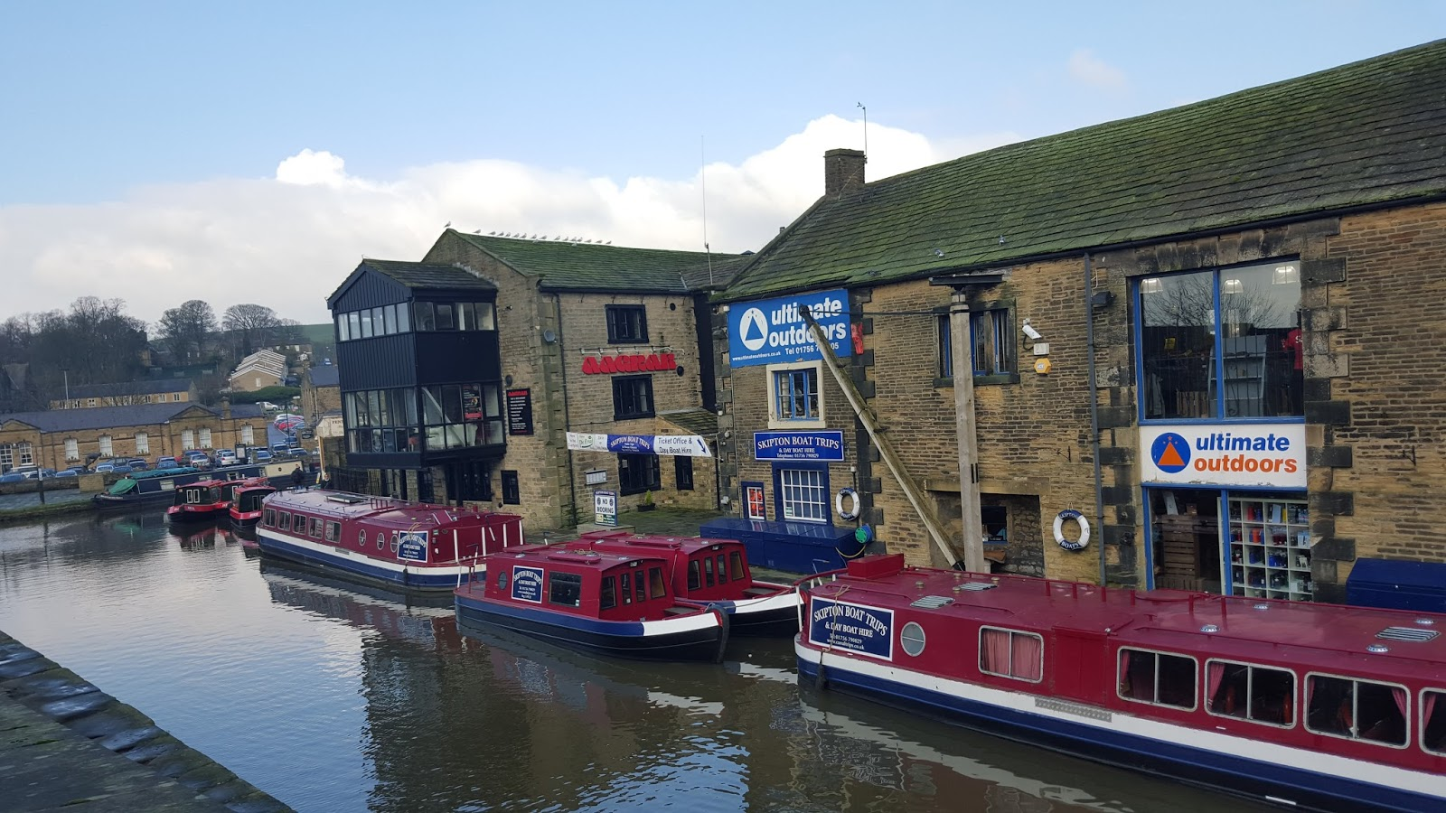 Day trip to Skipton