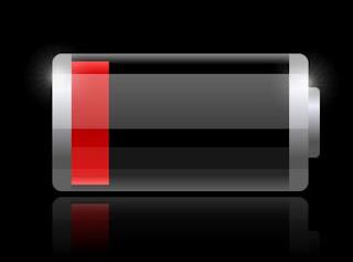 batteria quasi scarica android