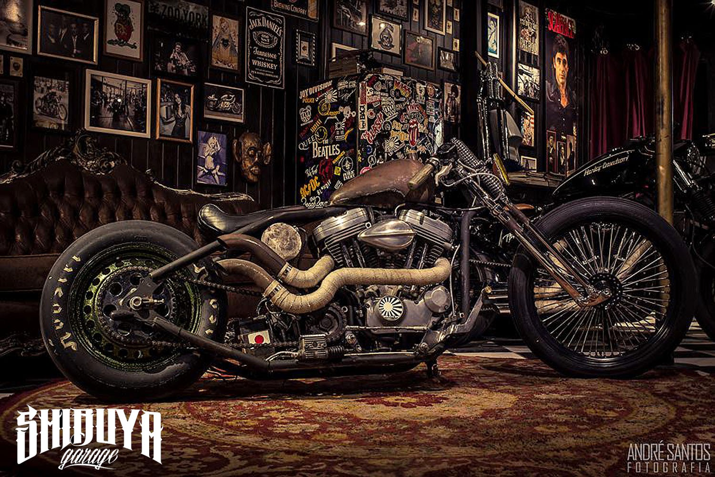 Harley Garage Workshop
