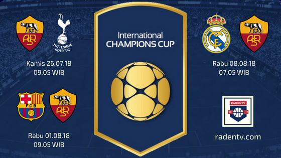 Streaming AS Roma ICC