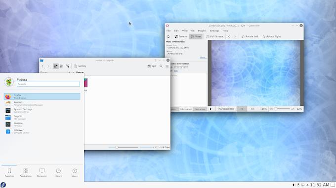Descargar fedora con diferentes entornos de escritorio