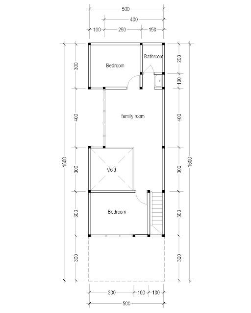 2nd Floor Plan c-17
