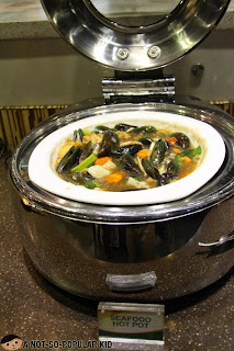 Seafood Hotpot - The Buffet