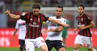 AC Milan Kalahkan Cagliari 2-1