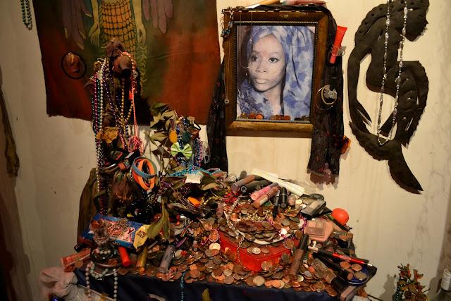Музей Нью-Орлеанской Вуду, Новый Орлеан (New Orleans Historic Voodoo Museum, New Orleans)