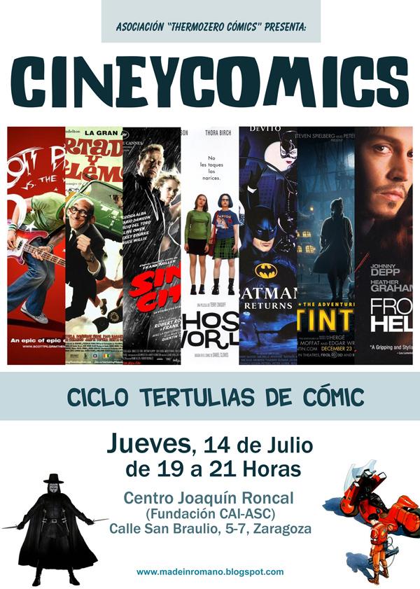 Cine y cómics