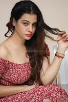 Diksha Panth in a Deep neck Short dress at Maya Mall pre release function ~ Celebrities Exclusive Galleries 044.JPG