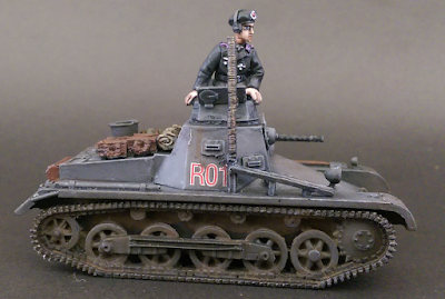 Warlord Games Panzer Crew