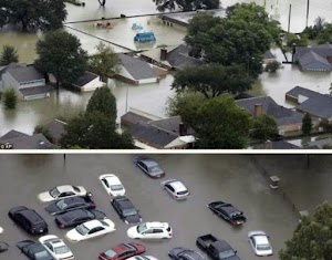Check In To See Shocking Photos Of The Deadly Hurricane Harvey In Texas