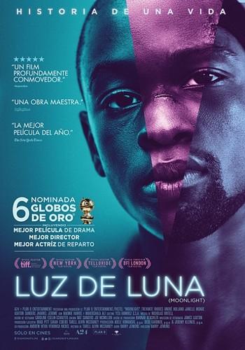 Moonlight (Luz de Luna) (2017) [BRrip 1080p] [Latino] [Drama]