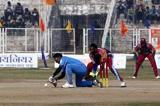 CABI T20 World Cup for Blind Match Report