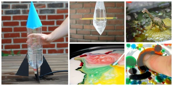 AMAZING Science Experiments for Kids - I can't wait to try these!