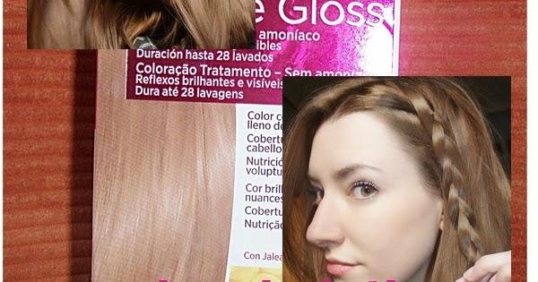 Ba o de color rubio beige - Bano de color loreal ...