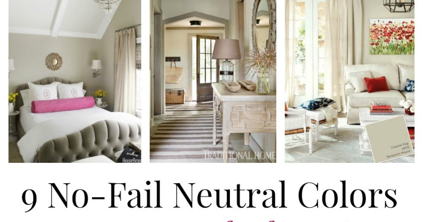 neutral paint colors for living room.  9 No Fail Neutral Paint Colors Postcards from the Ridge