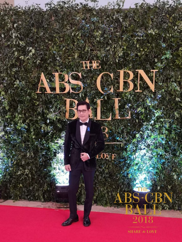 Richard Yap ABS-CBN Ball 2018