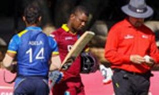 Sri Lanka beat West Indies by one run