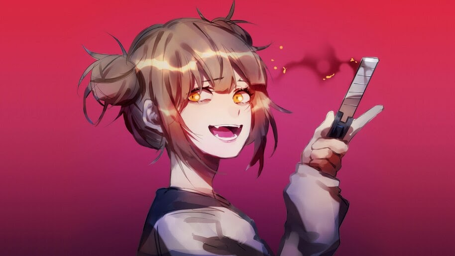 0 ratings, 0 reviews 0 overall rating 0 ratings, 0 reviews mha provided a lot of laughter and levity. Himiko Toga, My Hero Academia, 4K, #5.436 Wallpaper
