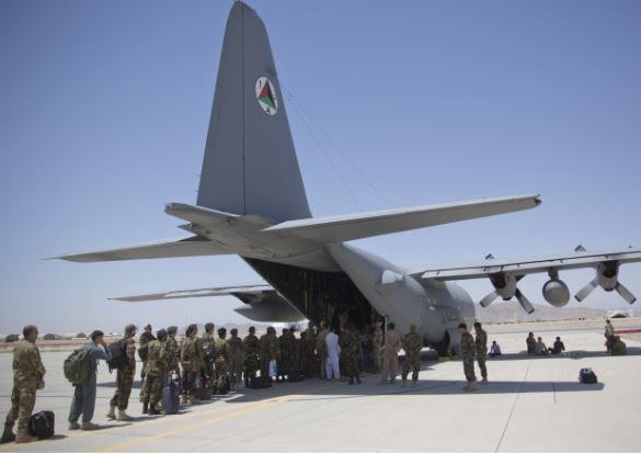 C-130J Super Hercules cargo