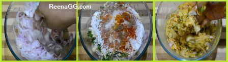 प्याज़ के पकोड़े रेसिपी - How To Make Pyaz Pakode - Hindi Recipe