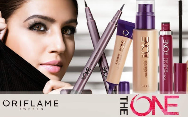 Oriflame's The One Range Haul and Review