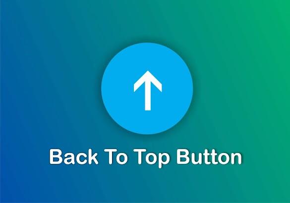 Cara Menciptakan Tombol Back To Top Pure Javascript Di Blogger
