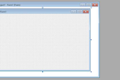 Cara Sederhana menampilkan Angka Pada Visual Basic 6.0
