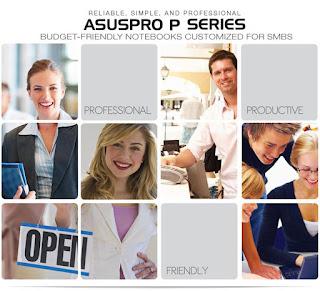 Tingkatkan Produktifitas dengan ASUS PRO dan Intel di Mana Saja & Kapan Saja >> Mobilitas, Durabilitas dan Performa dalam satu Notebook PRO yang compact