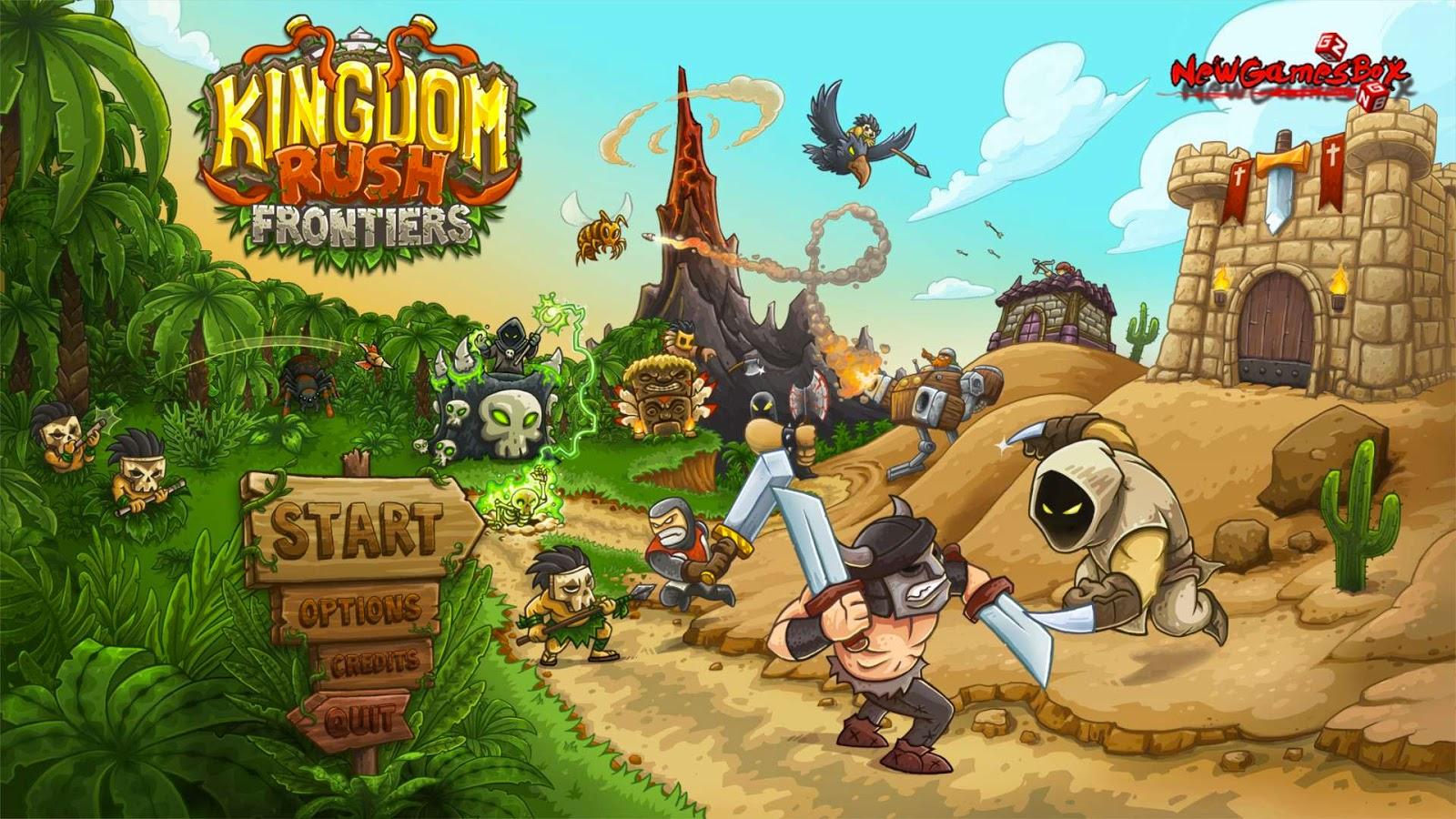 Скачать на пк kingdom rush origins
