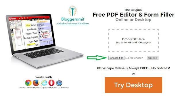 PDF File कैसे Edit करें