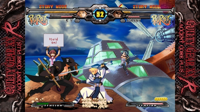 Download Guilty Gear XX Accent Core Plus R PC Gameplay