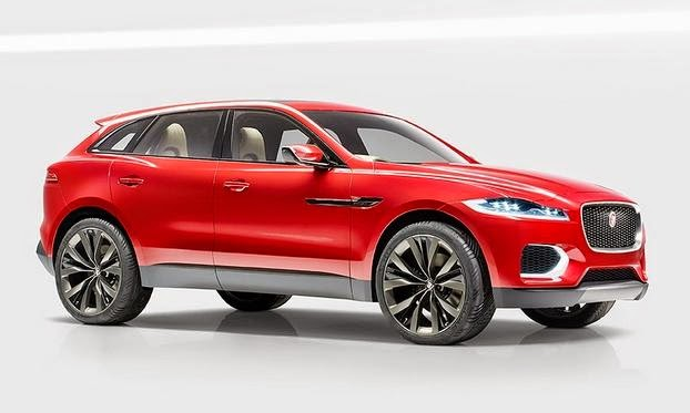 Electric Jaguar F Pace Crossover With 500 Km Range Due 2018