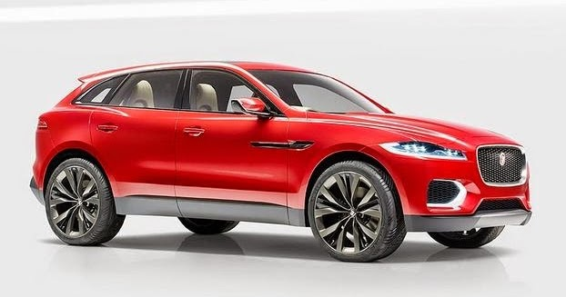Electric Jaguar F-Pace crossover with 500 km range due 2018   Electric Vehicle News