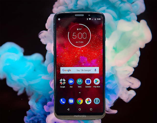 Motorola One,Motorola One Power, Moto Z3