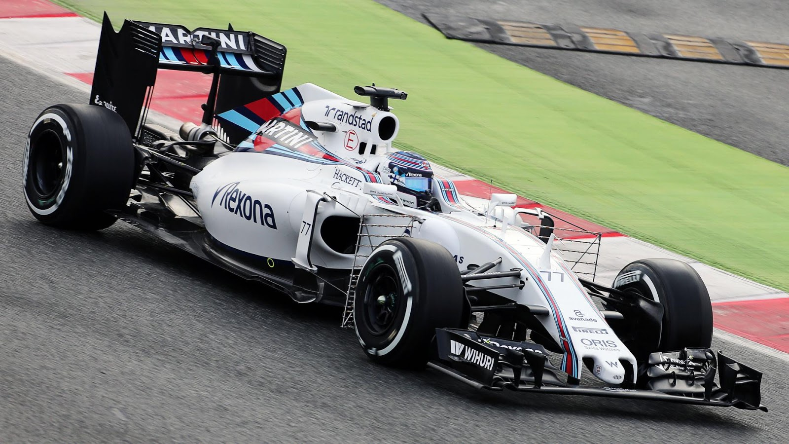 Williams Martini Racing – FW38