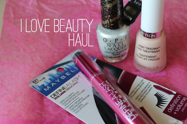 ilovebeauty | First Haul — CassandraMyee | NZ Beauty Blog