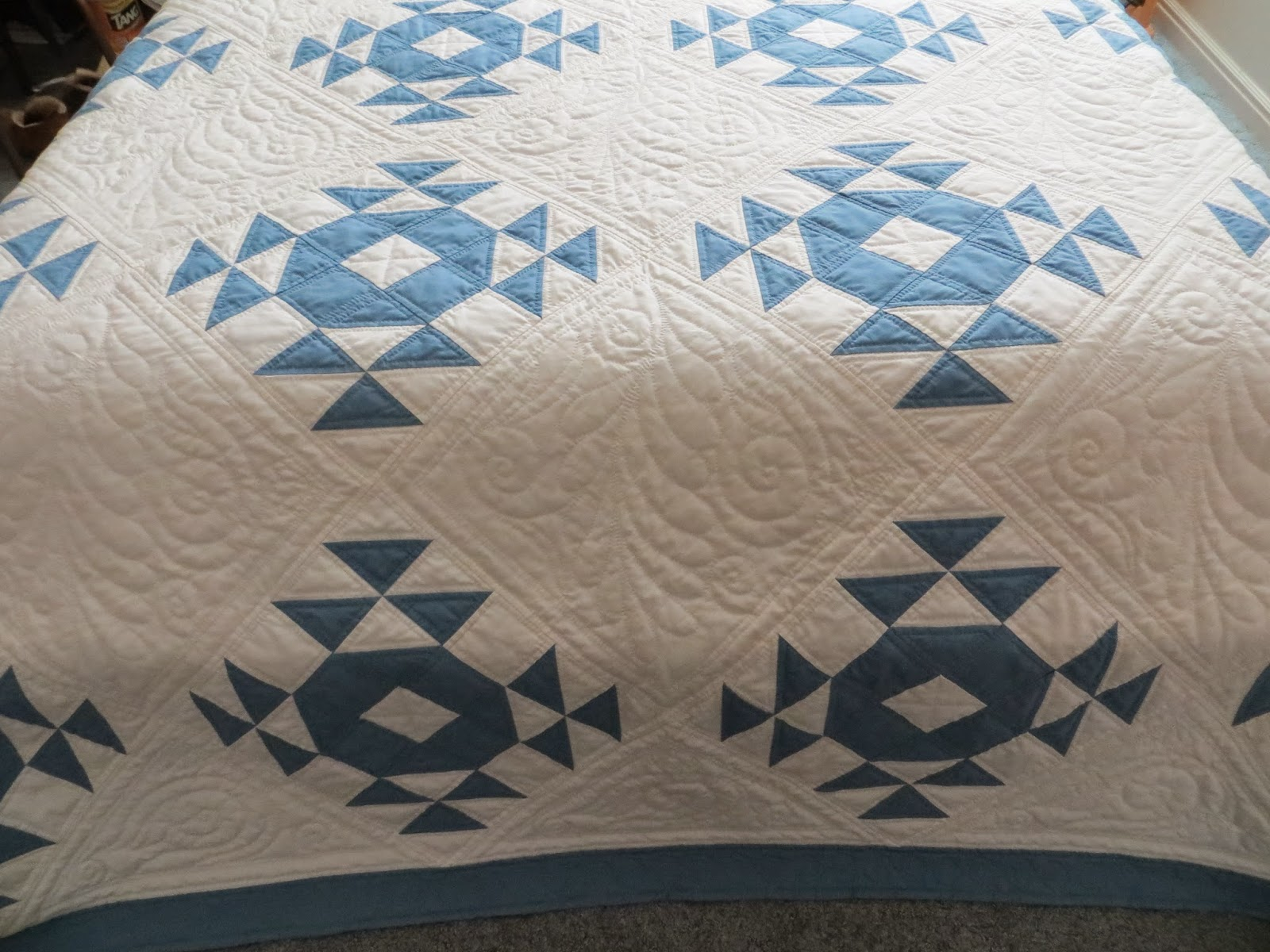 I Like To Create Pompions Pie And The Sanderson Star Quilt