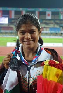 Spotlight : India's Sanjivani wins silver at World University Games