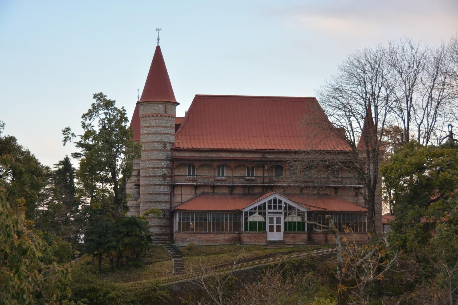 मसूरी में महाराजा कपूरथला का महल