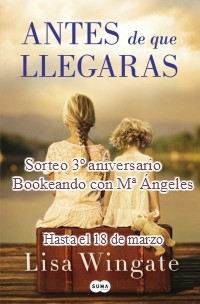 "Sorteo en ""Bookeando con Mª Angeles"""