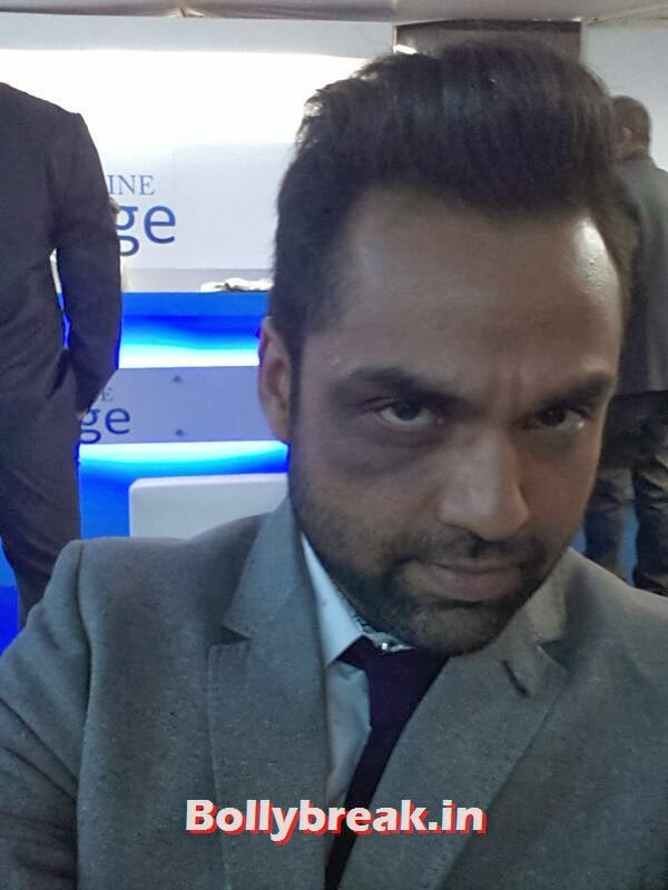 Abhay Deol, Bollywood Celebs Selfies from Star Screen Awards - Actresses & Actors