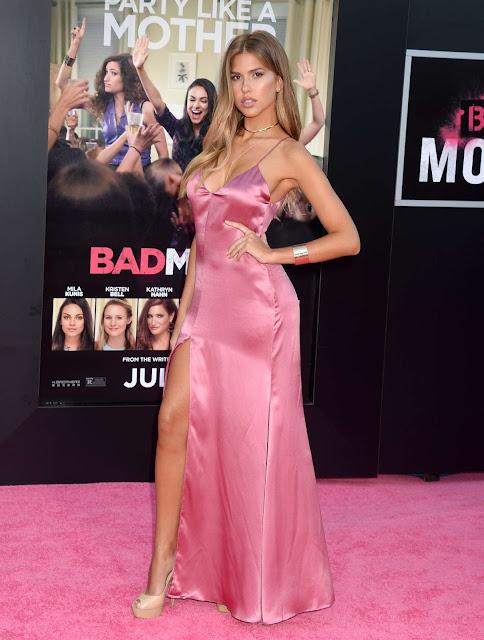 Kara Del Toro – 'Bad Moms' Premiere in Los Angeles